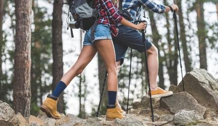 Les meilleurs bâtons de marche nordique et de randonnée en 2020