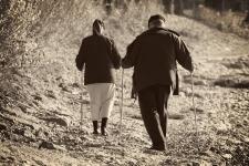 Quel matériel de randonnée choisir quand on a plus de 60 ans?